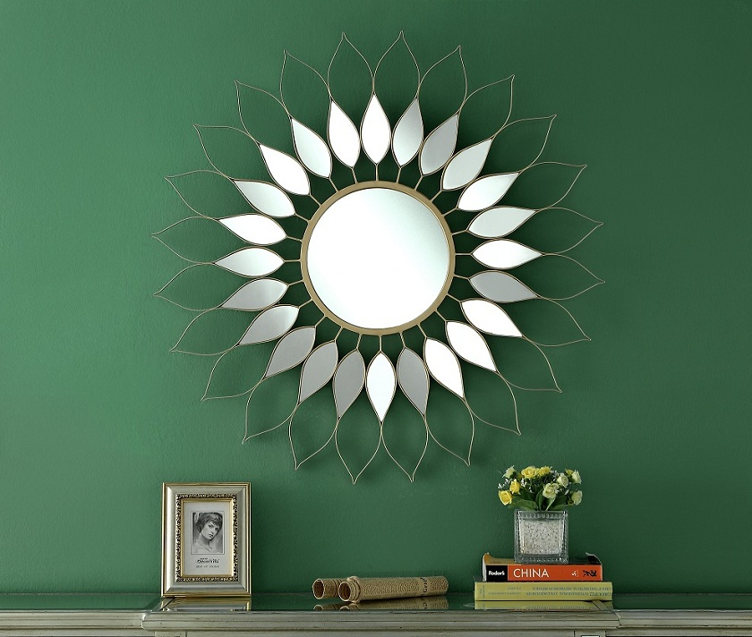 Miroir décoratif moderne